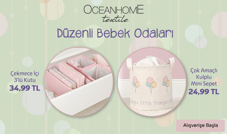 Ocean Home tekstil