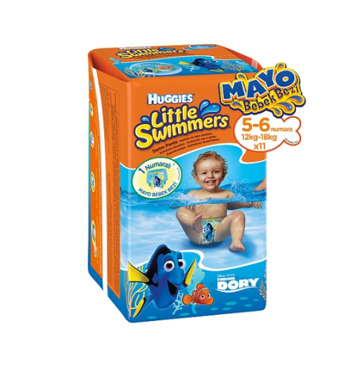 Huggies Little Swimmers M-L