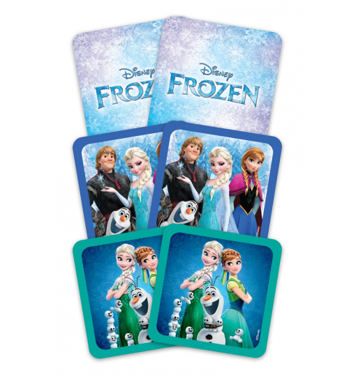 Ks Games Frozen Memory Game