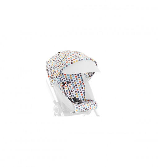 Stokke Scoot Stil Kiti / Retro Dots