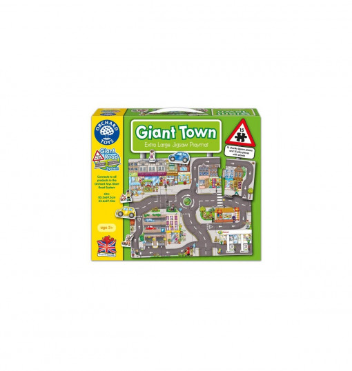 Orchard Giant Town