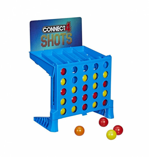 Hasbro Connect 4 Shots